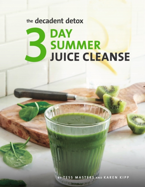 1-Day Juice Cleanse - The Decadent Detox