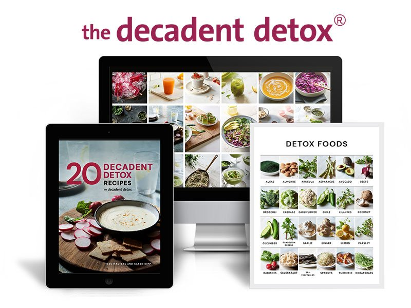 20 Detox Recipes Cookbook