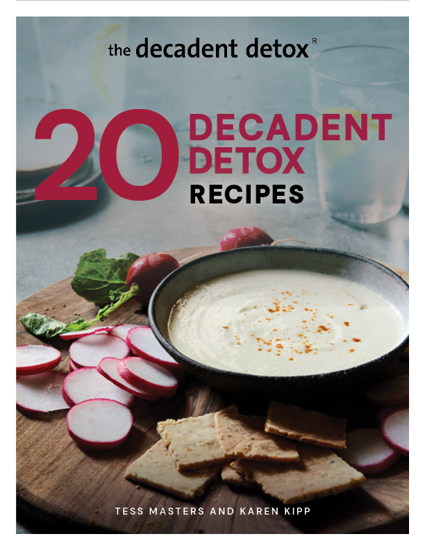 20 Detox Recipes Cover