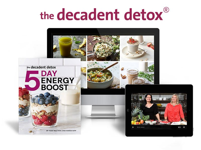 5 day energy boost