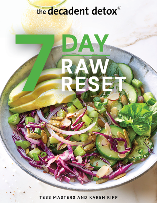 7-Day Raw Reset Cover No Border